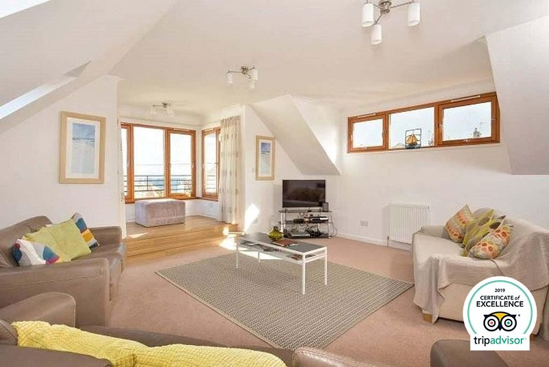 The Old Vinery, holiday rental in Crail