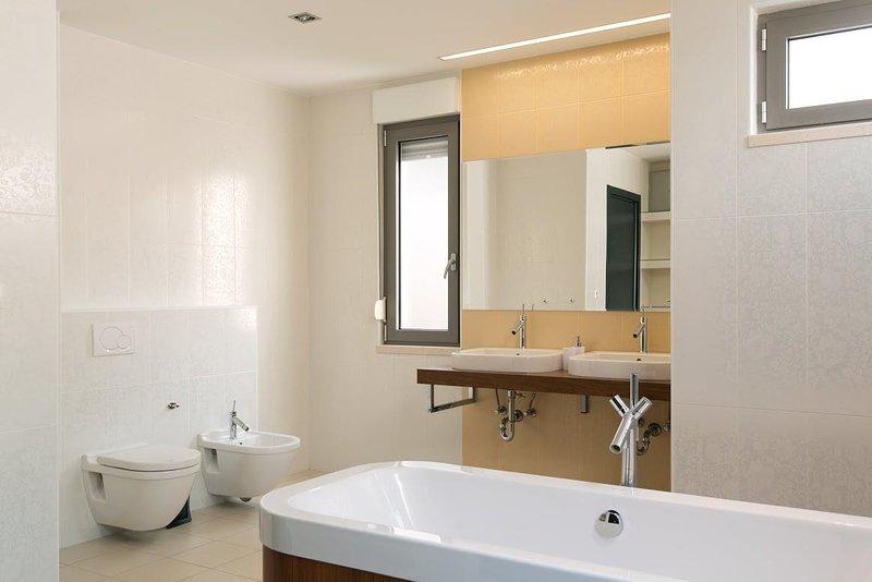 Interior, Habitación, Bañera, Bañera, Baño