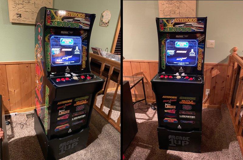 Macchina da gioco arcade