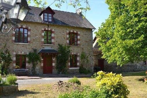 Gite La Cochardiere proximité Mont Saint Michel, holiday rental in Saint-Martin-des-Champs