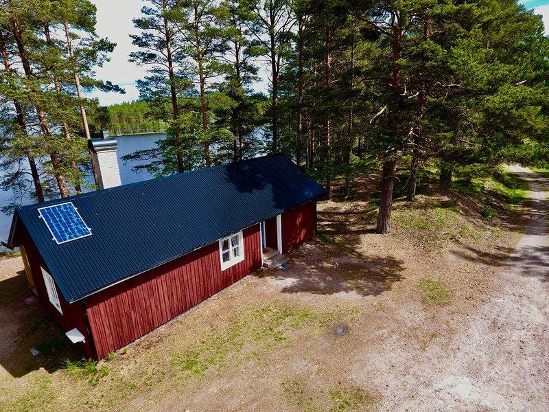Ejheden Eco Lodge, location de vacances à Furudal