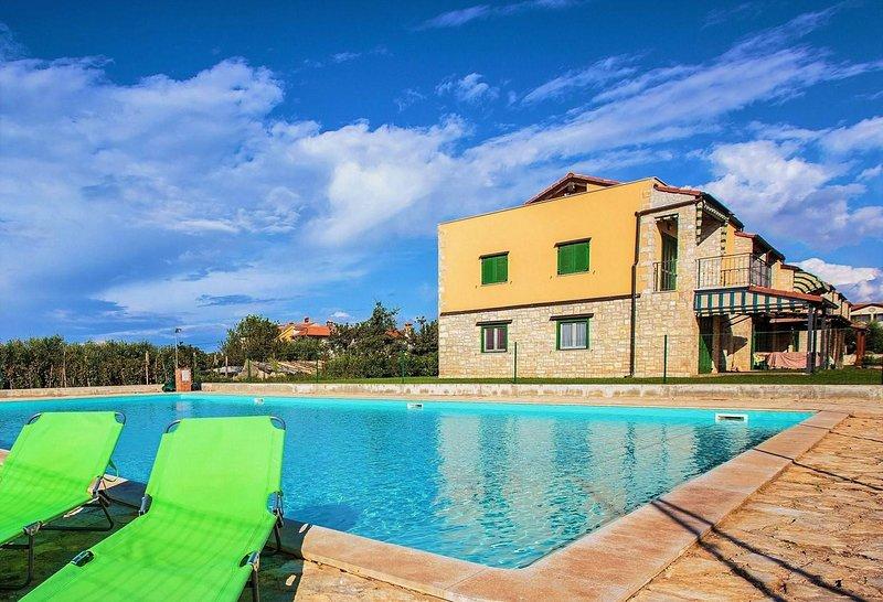 Bâtiment, Resort, Hôtel, Eau, Piscine