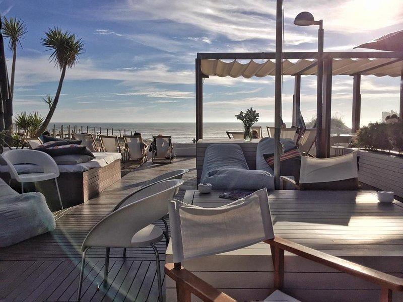 Nice apt with shared pool & terrace, aluguéis de temporada em Forjães