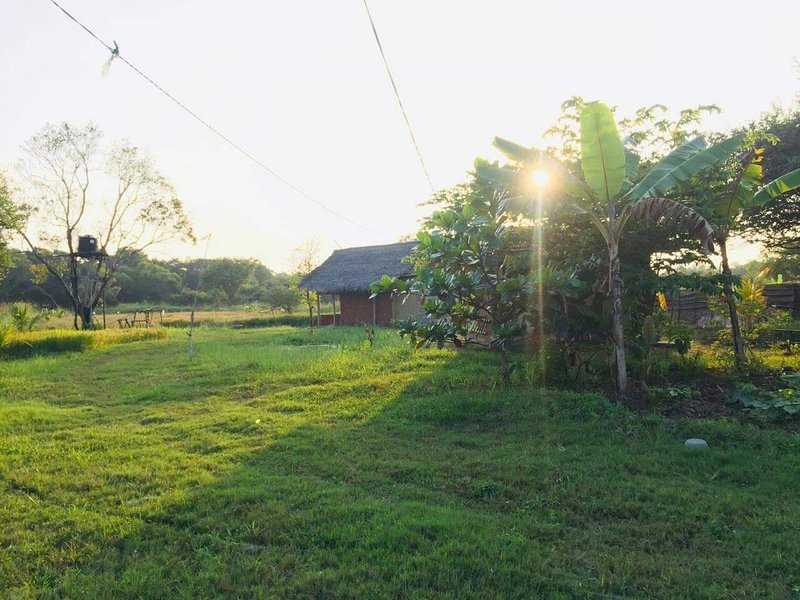Habarana Farm Cottage, holiday rental in Kekirawa