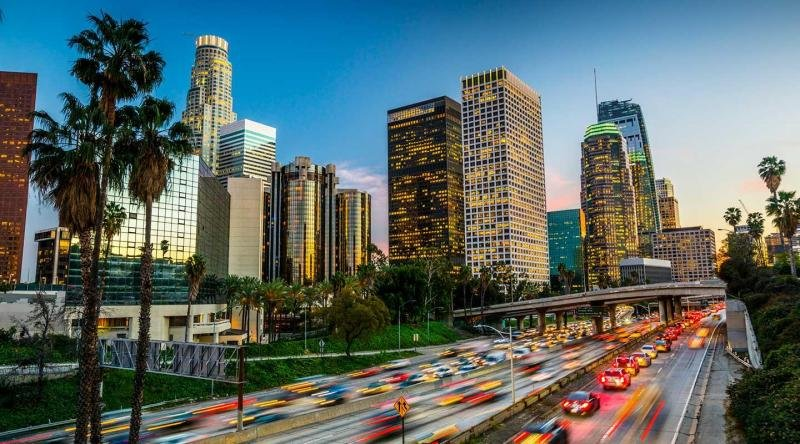 Downtown Los Angeles - DTLA