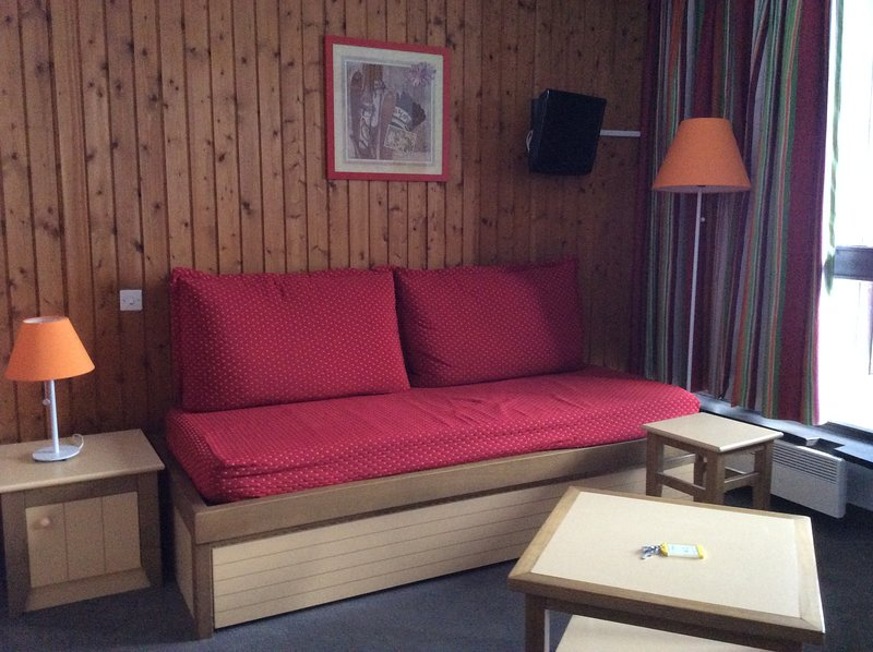 Apartment with mountain view, vacation rental in Les Bruyeres