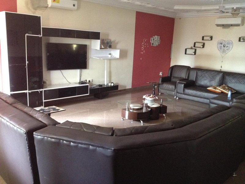 Luxury home, holiday rental in Central Region