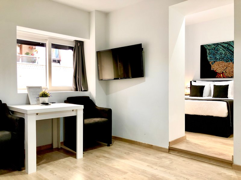 Amazing Studio in heart of Alicante, holiday rental in Alicante