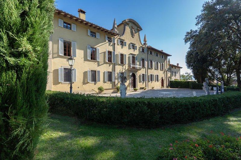 Villa Dei Marchesi, holiday rental in Ferracciano