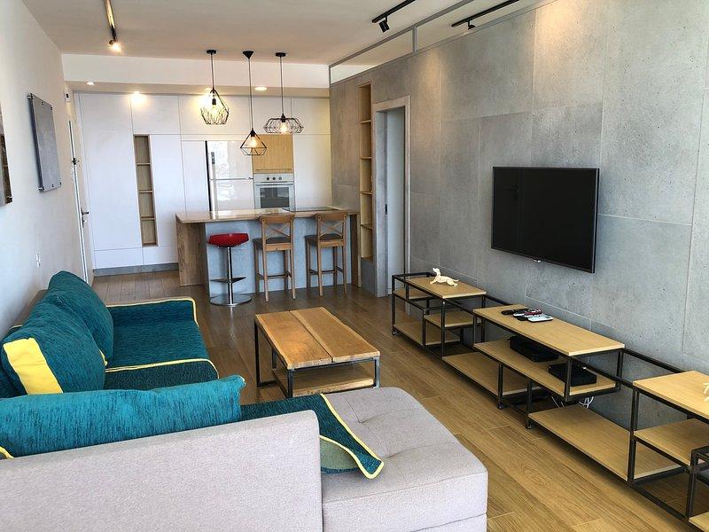 W apartments, location de vacances à Bat Yam