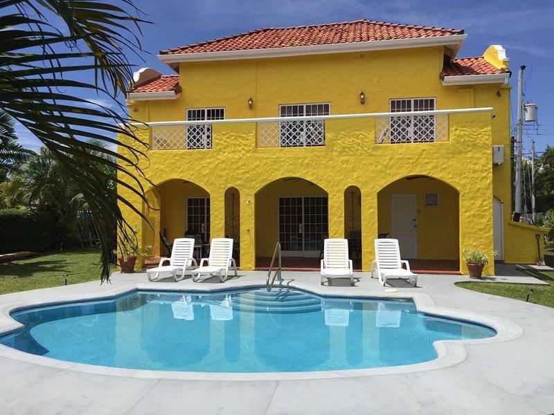 Tobago  Escape- Kias Villa – semesterbostad i Bon Accord