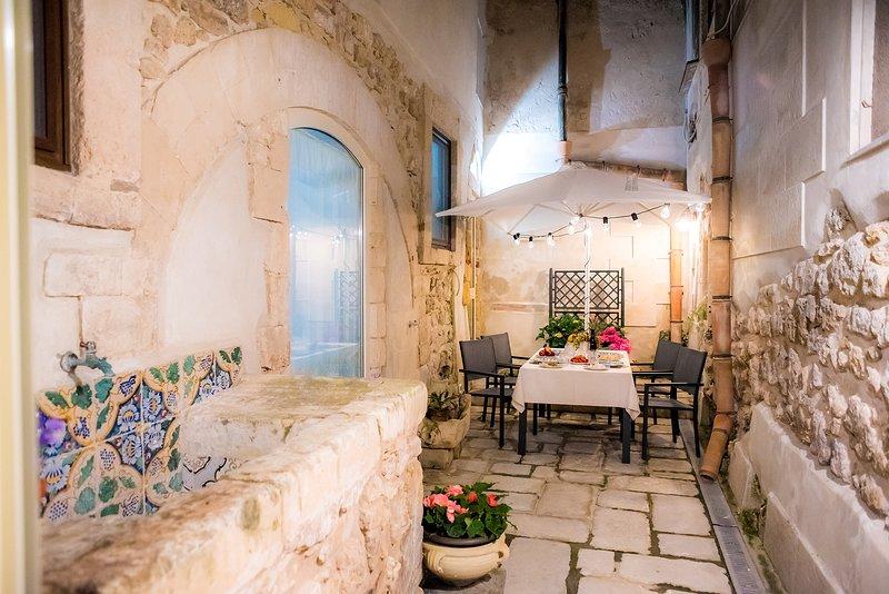 Ortigia Ancient House, Ferienwohnung in Isola di Ortigia