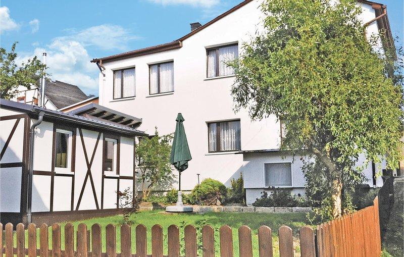 Amazing home in Herschdorf with 2 Bedrooms (DTH141), vacation rental in Gehren