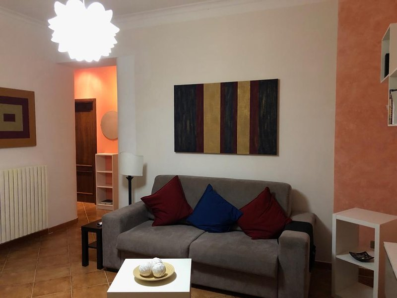 A Casa Di Tina, holiday rental in Sant'Elia Fiumerapido