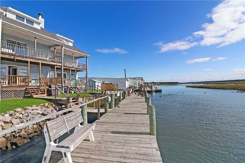 Pony View, vacation rental in Chincoteague Island
