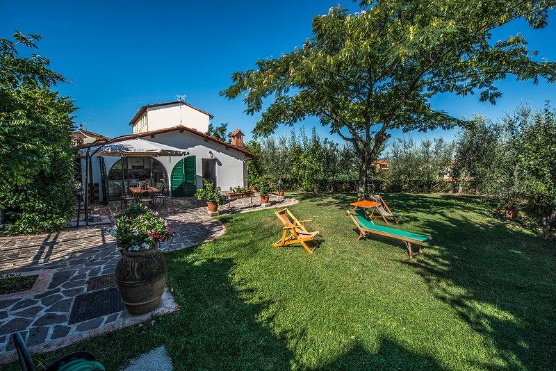 Villetta Belvedere, location de vacances à Castelfranco Piandisco