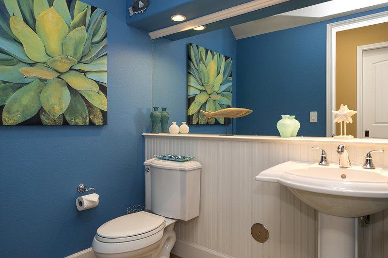 Intérieur, salle, salle de bains, lavabo