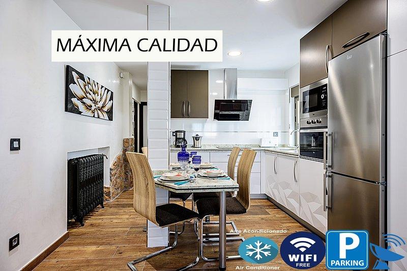 Apartamento La Rana de Salamanca 4pax, Centro, AACC, WIFI y PARKING, holiday rental in Encinas de Abajo