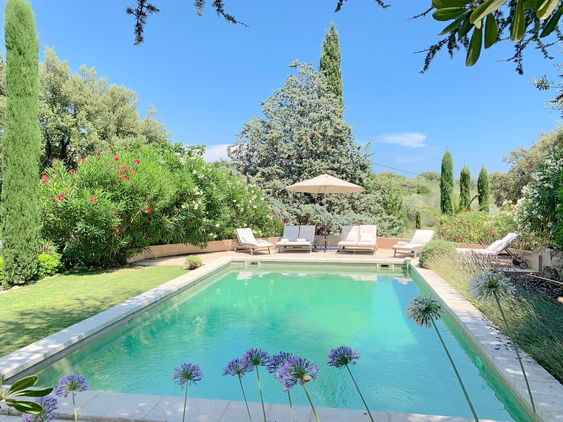 Domain La Bastide, holiday rental in Plan de la Tour