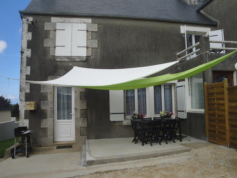 Maison de Laniellec, vakantiewoning in Taule