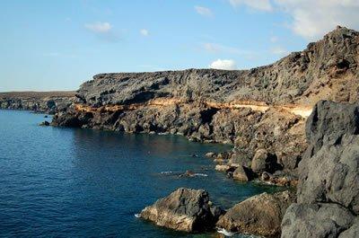 """Passeio à beira-mar da cidade até a praia de """"La Punta"""""""
