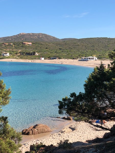 Sweet Home Isola Rossa Smart Working, alquiler vacacional en Paduledda