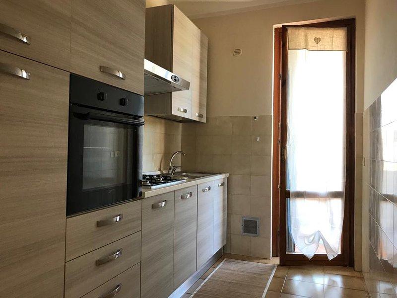 delizioso appartamento a Montecatini Terme, vacation rental in Pieve a Nievole