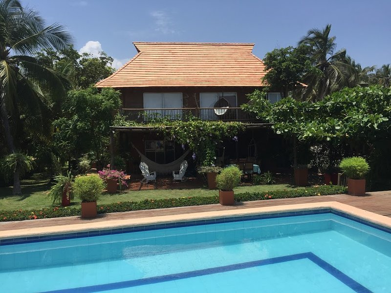 Country cottage in front of the caribbean sea, alquiler vacacional en Santa Marta