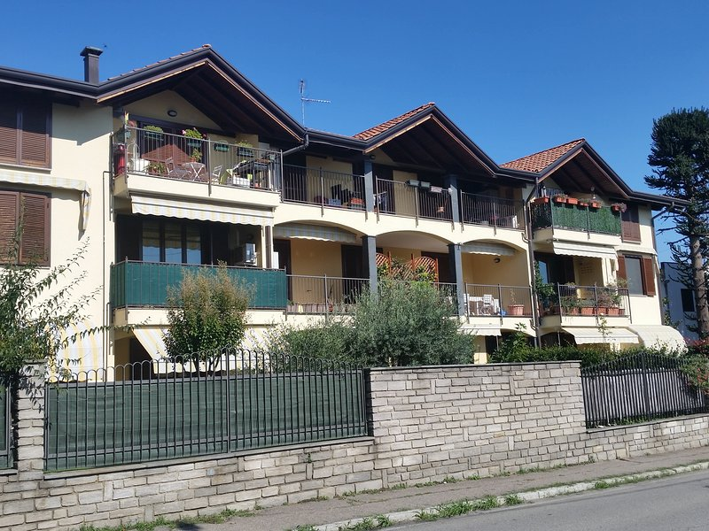 Casa Dell'Aviatore, holiday rental in Samarate