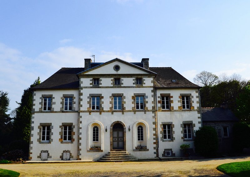 Domaine de kerlaran, vacation rental in Landerneau