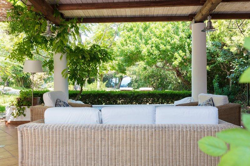 Villa Esclusiva Sul Mare di Otranto, holiday rental in Otranto