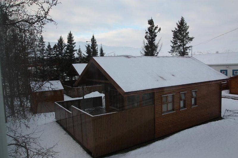 Akureyri Cottages 2, location de vacances à Région nord-est