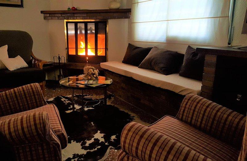 Apartament Torrellenc de Ca la Laia. Lugar ideal para descubrir el Penedés., casa vacanza a Capellades