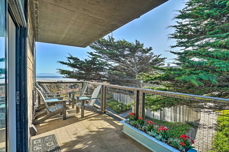 This special place is tucked away remaining as Monterey Bay's best-kept secret!