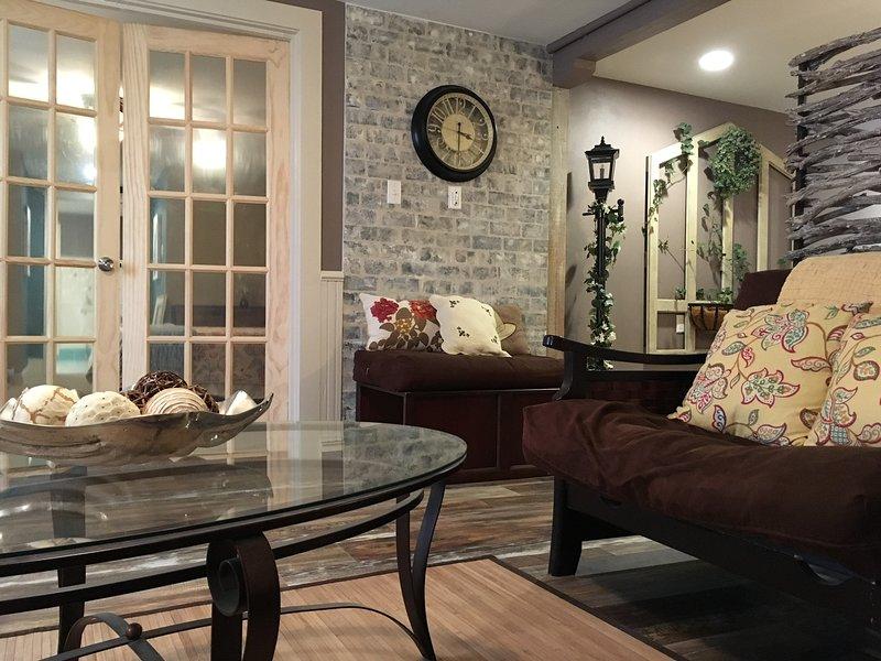 Gardner's Cottage in Fontainebleau, alquiler de vacaciones en Nueva Orleans