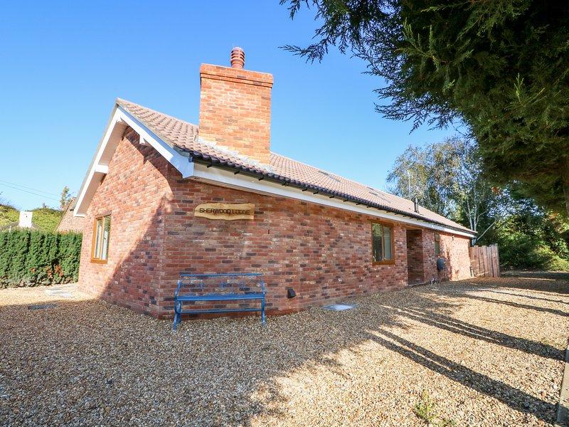 Sherwood Lodge, Wisbech, holiday rental in Upwell
