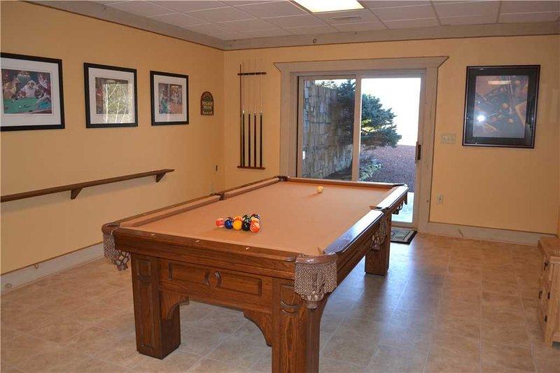 Muebles, interior, sala, mesa, mesa de billar