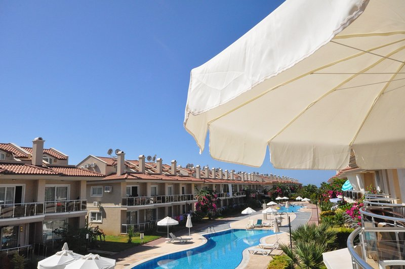 Sunset Beach Club Calis Beach 2 bedroom apartment Calis, vacation rental in Fethiye