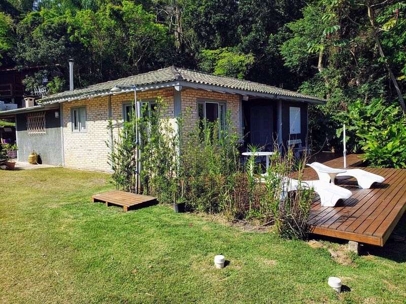 Apus - Chalé, holiday rental in Ibiraquera
