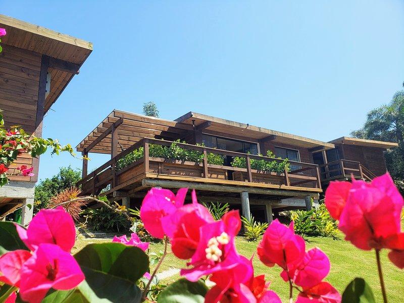 Pyxis (Bangalô 4), holiday rental in Ibiraquera