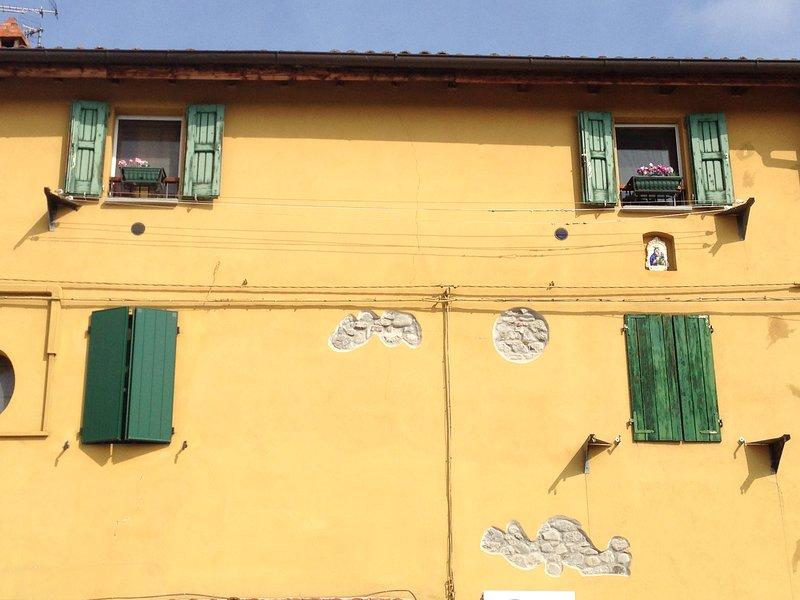 Il Borgo Fashion Home appartamento casa vacanze San Lazzaro di Savena, vakantiewoning in Dozza