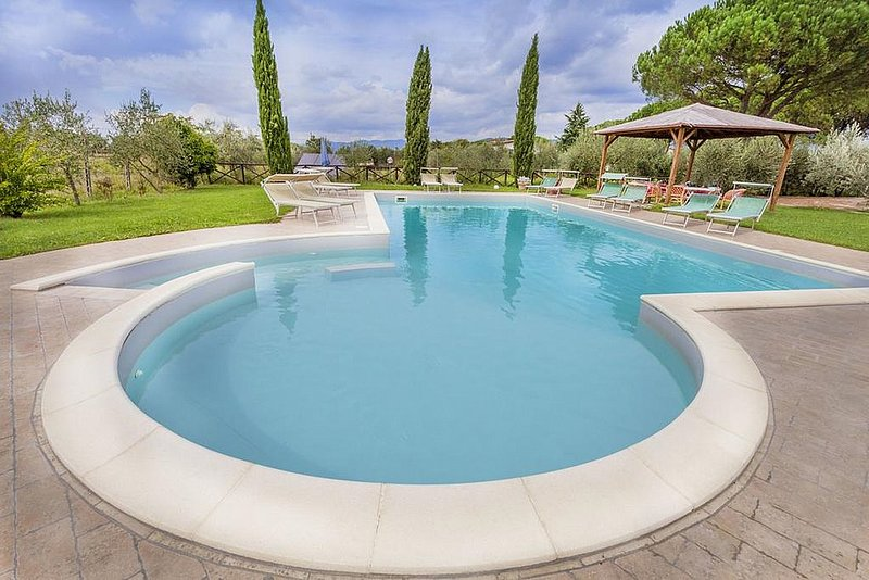 Villa Berta, vacation rental in Montecchio