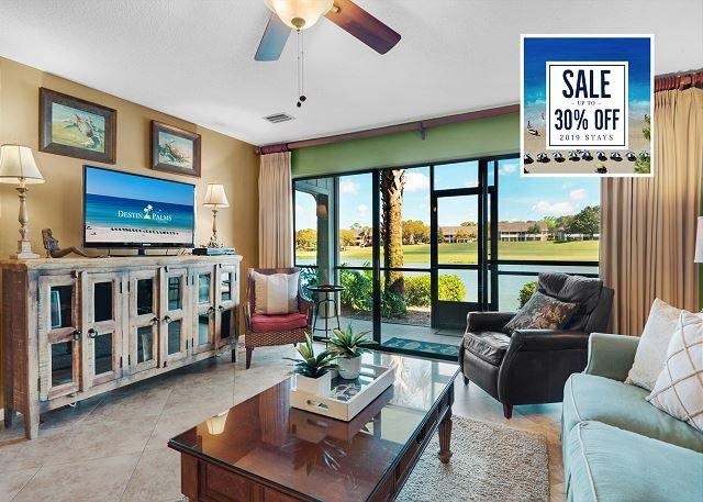 "Lakefront Villa 122 - Bienvenido a ""Chicksand Dudes Beach Escape"""