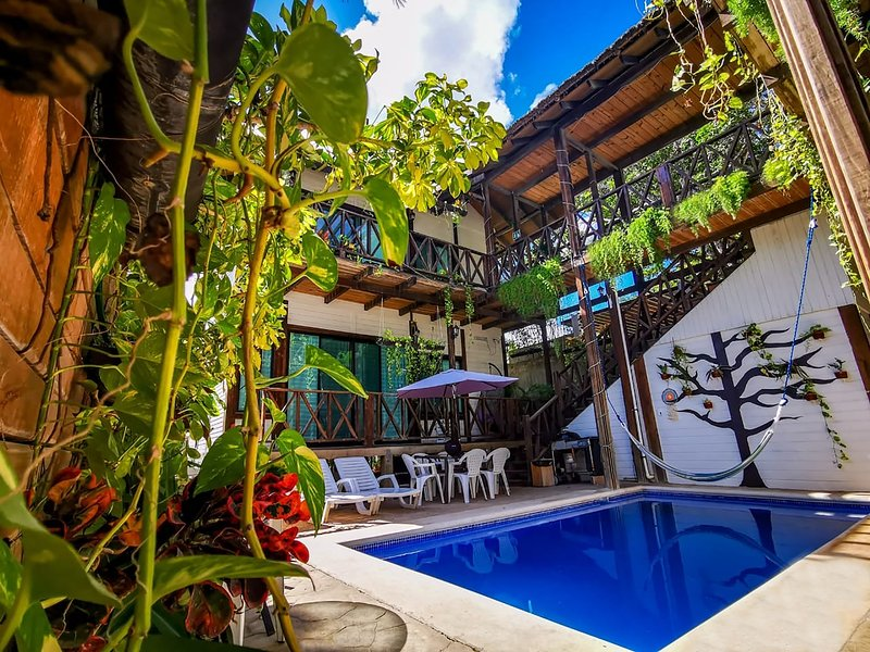Entire jungle-themed oasis with private pool/16pp, vacation rental in Tulum