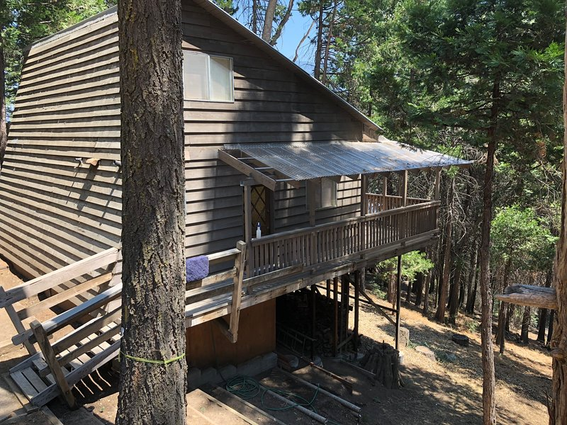 Sequoia national Forest CabinK, vacation rental in Kernville