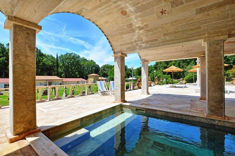Monteverdi Marittimo Apartment Sleeps 8 with Pool - 5241535, holiday rental in Monteverdi Marittimo