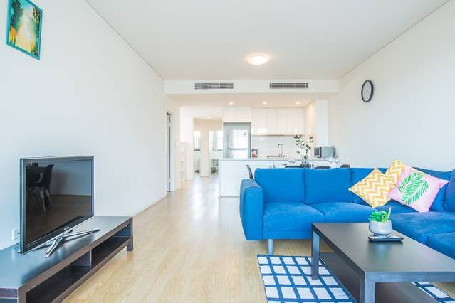 Stylish & Minimalism 3bd apartment in North Ryde, holiday rental in Lindfield
