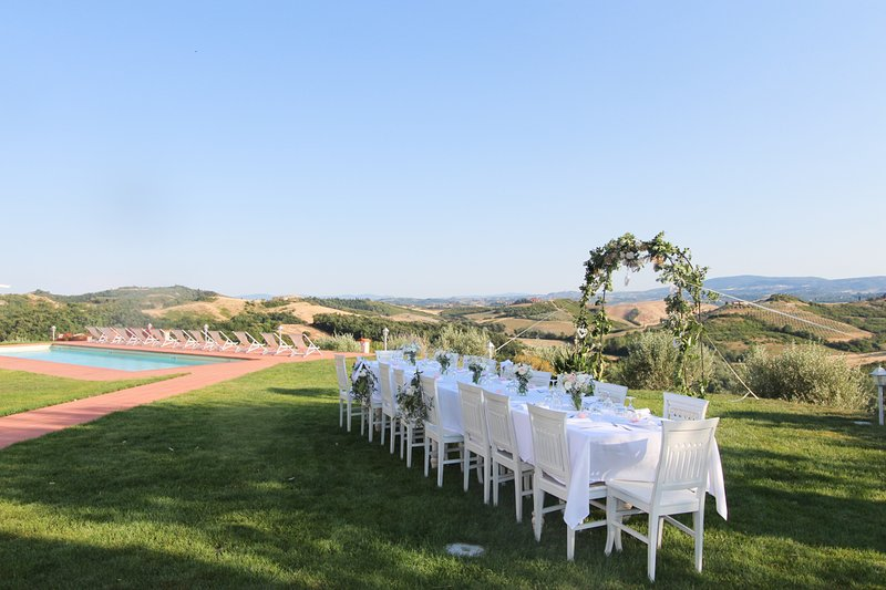 San Martino a Maiano Villa Sleeps 18 with Pool and Air Con - 5816217, holiday rental in Gorgognano