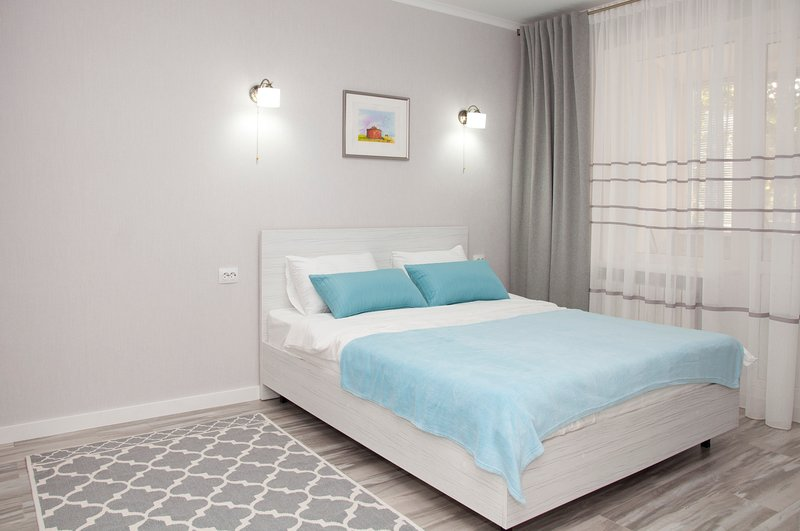 DOWNTOWN - Stylish NEW Apartment 2019, vacation rental in Chisinau District