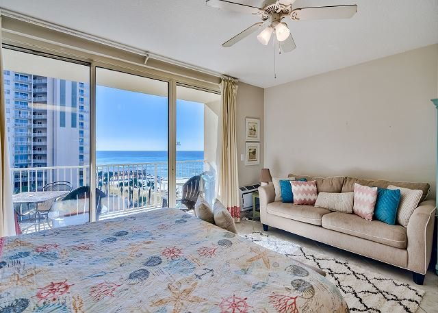 Unit 606: 6th Floor - Bch Front Luxury!  Shores of Panama - Best Pool in Town, holiday rental in Panama City Beach